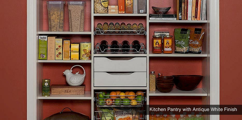 Kitchen Pantry Organizers | Custom Kitchen Cabinets | Boise U0026 Nampa, Idaho